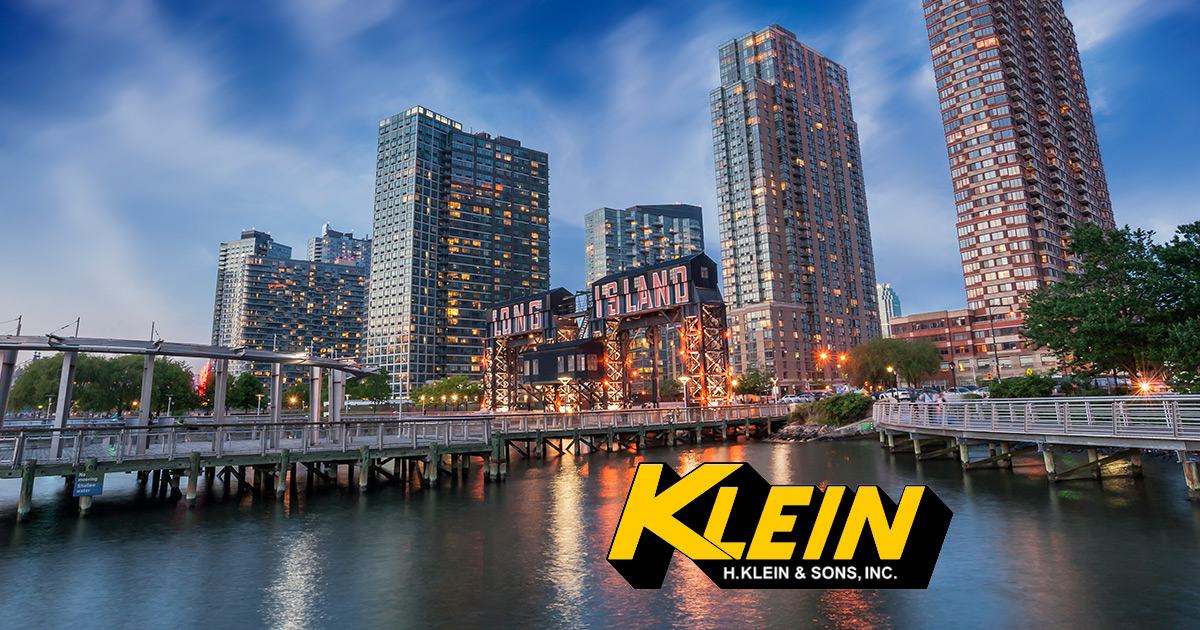 Long Island Commercial Roofing H Klein Amp Sons Roofing